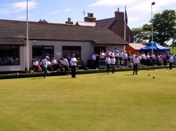 Photograph of St Fergus Bowling Club