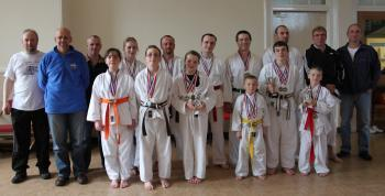 Photograph of Wick Tora-Kai Karate Club