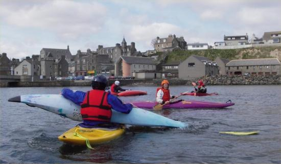 Photograph of Canoe And Kayak Safety Training Course