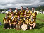 Thumbnail for article : Halkirk Tug O War Team 2006 Scottish Champions In Two Weights