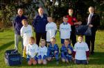 Thumbnail for article : Barclays Kit Boost For Lybster Junior Football Team