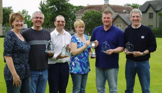 Photograph of Dorothy Budge Memorial Bowling Competition