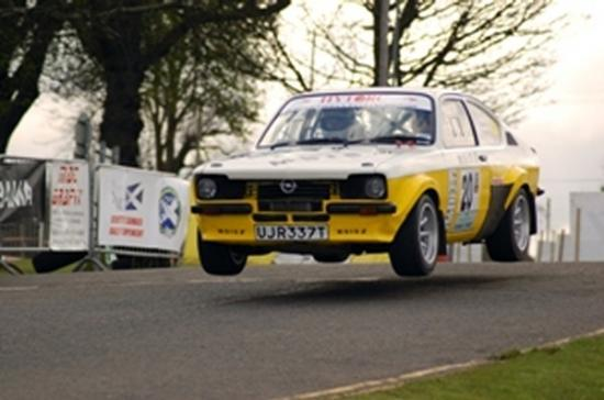 Photograph of Caithness Crews Heads For The Scottish Tarmac Championship Round 3