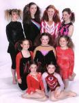 Thumbnail for article : Caithness Gymnasts Perform At GYMFEST 2009