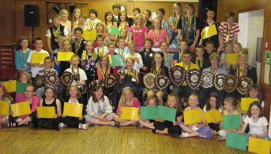 Photograph of Wick Amateur Swimming Club Championships 2011