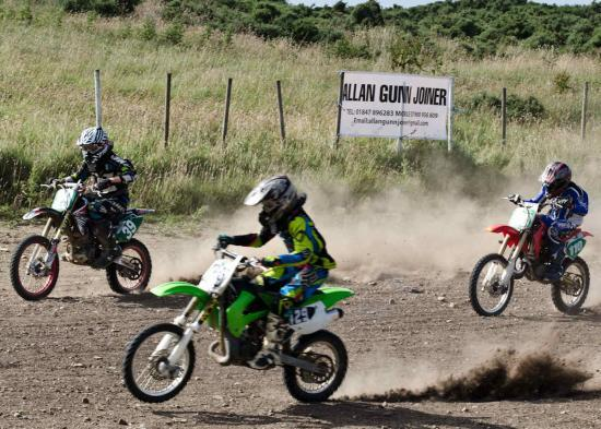 Photograph of Caithness Motocross Club Is Over 30 Years Old