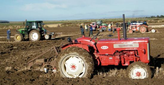 Photograph of North & West Caithness Ploughing Association 23rd Ploughing Match