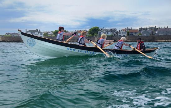 Photograph of Wick Coastal Rowing Club Off To A Great Start
