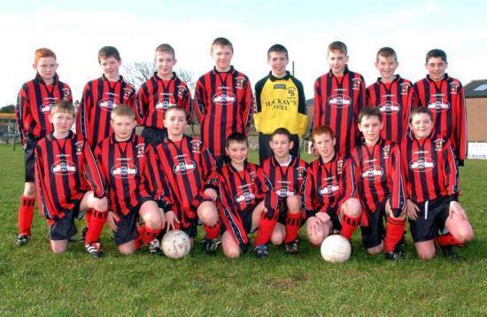 Photograph of Caithness United Under 12's Victorious