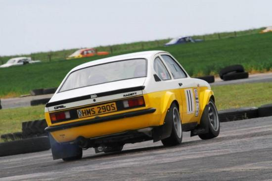 Photograph of Crail Summer Stage Rally