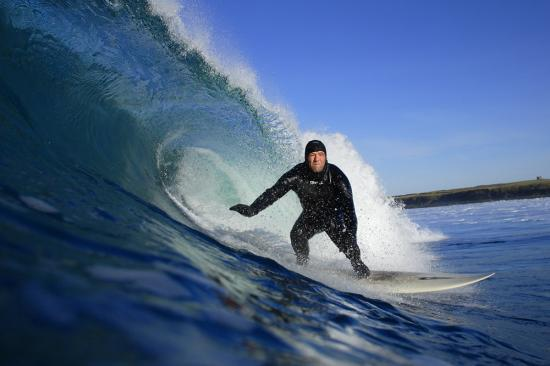 Photograph of Winter Surf Lessons - Thurso