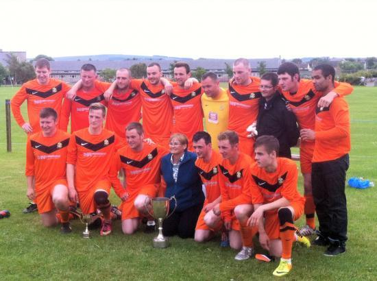 Photograph of Lybster 5 Pentland United 3