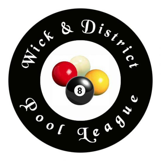 Photograph of Wick & District Pool League - Rockwater Shield Second Leg