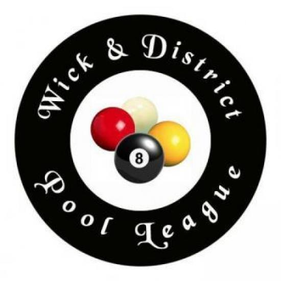 Photograph of Wick & District Pool League - Rockwater Shield Quarter Finals