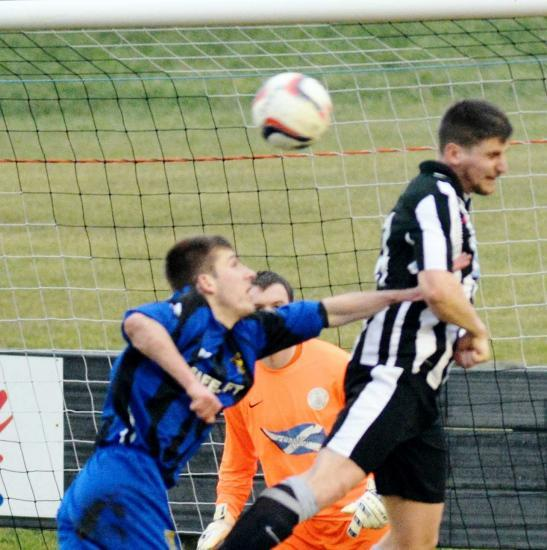 Photograph of Wick Academy 4 Huntly 0 - Saturday 14 February 2015