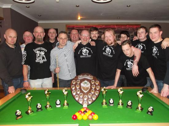 Photograph of Rockwater Shield Pool Final 2015