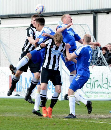 Photograph of Highland League Cup Final - Cove Rangers 4 Wick Academy 0