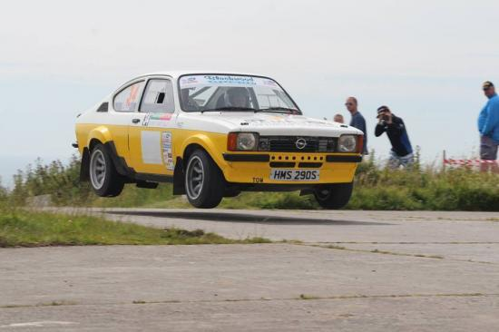 Photograph of Caithness Team Report From Solway Coast Rally