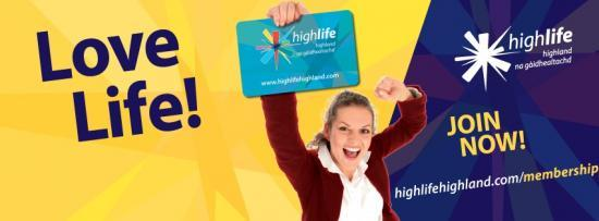 Photograph of Join High Life - Probably The Best Deal For Sports In Highland