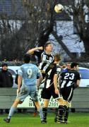 Thumbnail for article : Hats off to hat-trick man Sam