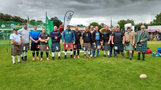 Photograph of Halkirk Highland Games 2017