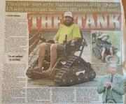 Thumbnail for article : Castle Of Mey Highland Games To Host First Scottish Paralympics Athletes