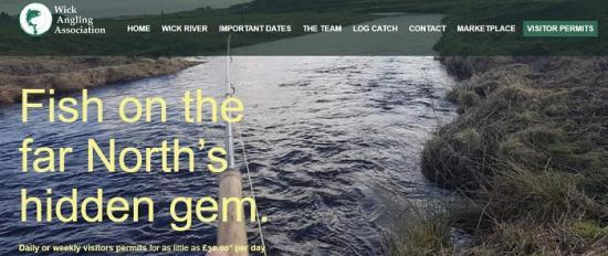 Photograph of Wick Angling Association - Fishing In Caithness - Angling Is Back Soon