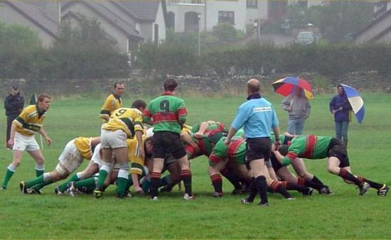 Photograph of Rugby - Caithness 17, Highland 5