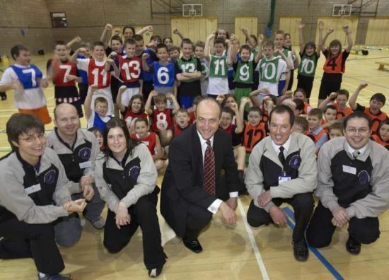 Photograph of Highland Pupils to Benefit From Active Schools Coordinators