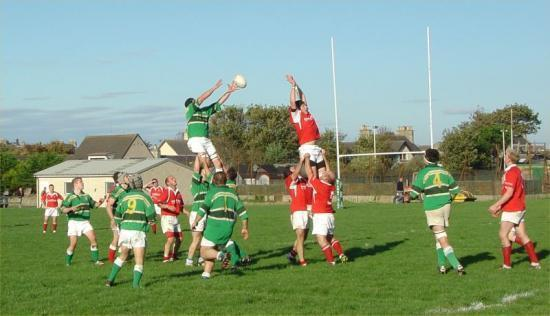 Photograph of Caithness RFC Win At Millbank