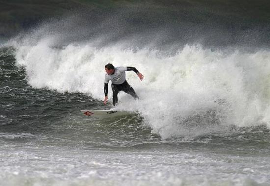 Photograph of Surf School Open For The 2006 Season